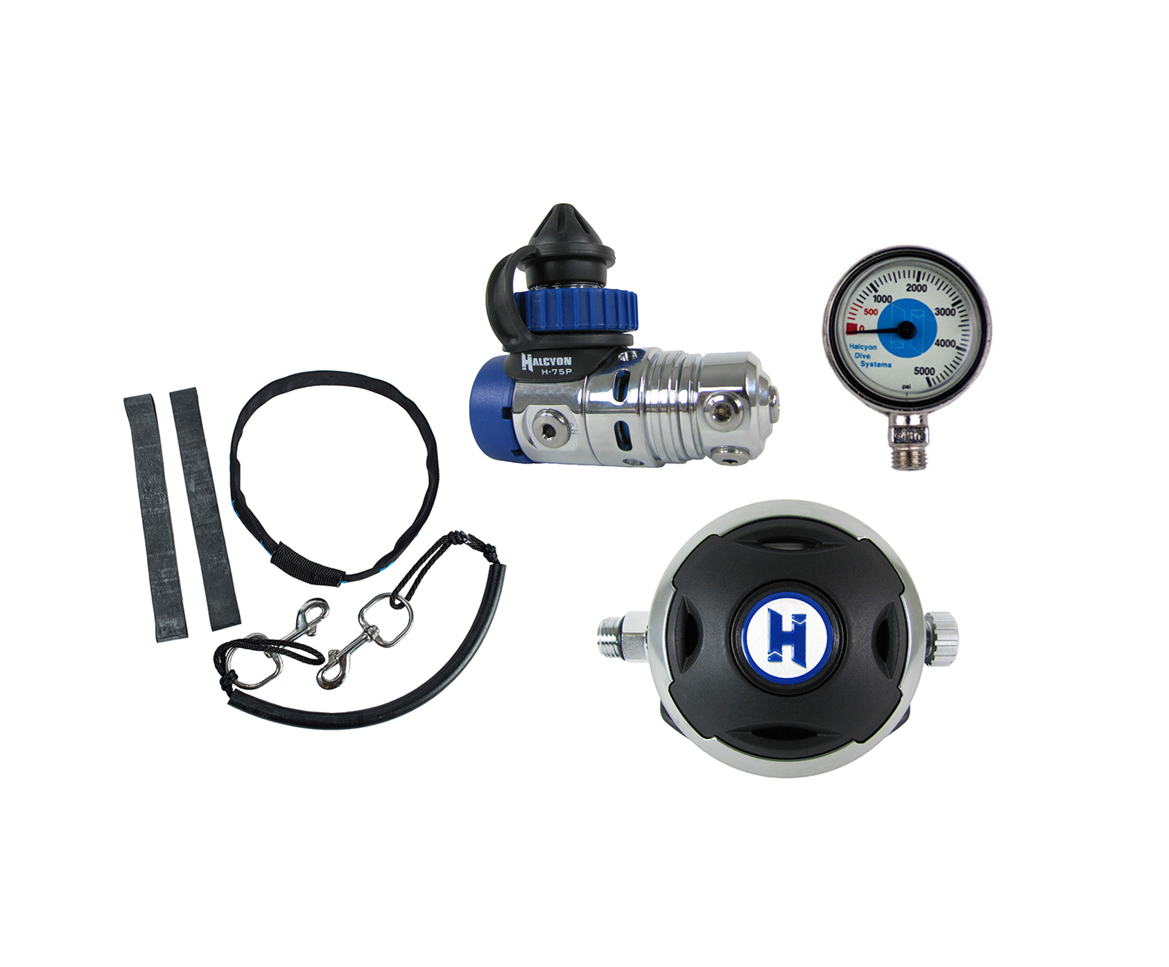 Stage Regulator Package with rigging
