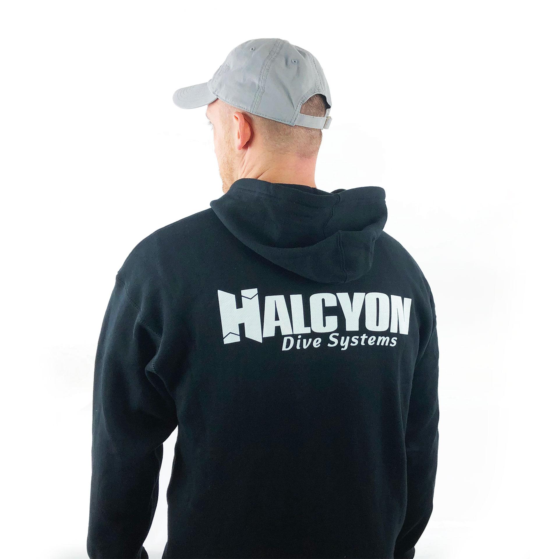 Halcyon Logo Hoodie
