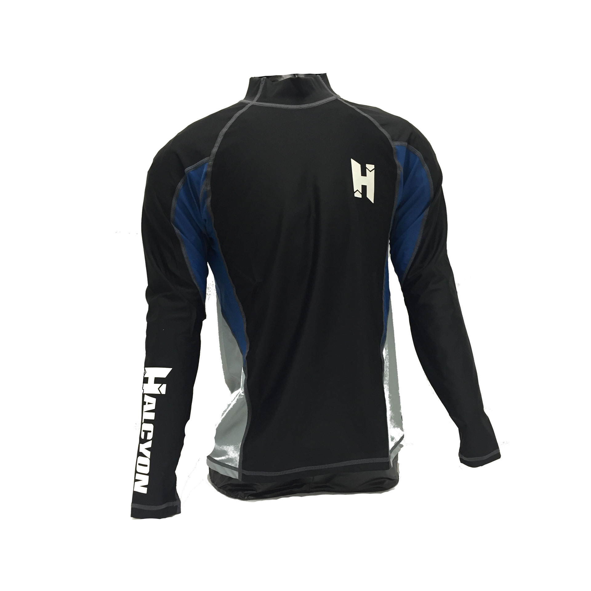 Halcyon Logo Rash Guard